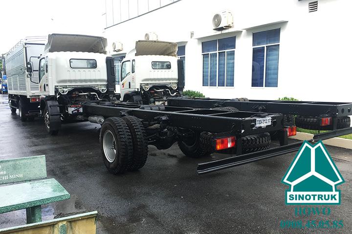 xe tải howo 7 tấn