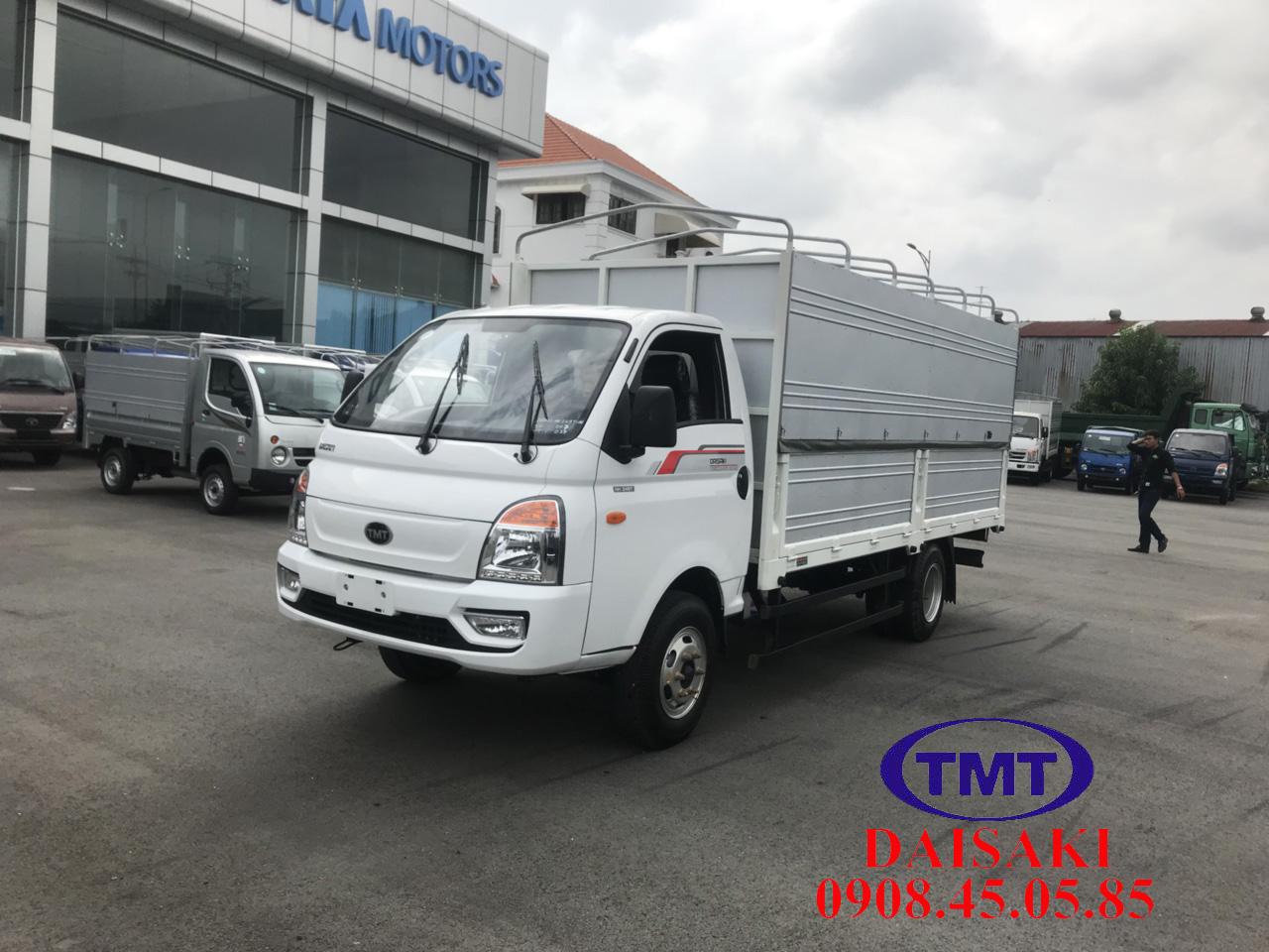 xe tải 2t4 daisaki